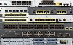 Equipamento de telecomunicação Fotos de Stock
