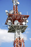 Equipamento de telecomunicação Fotos de Stock Royalty Free