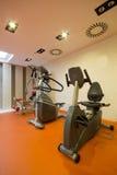 Equipamento de treinamento do peso Imagem de Stock Royalty Free