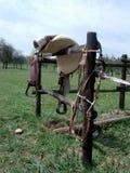 Equipamento de um cavaleiro Foto de Stock Royalty Free