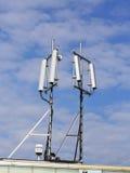 Equipamento de uma comunicação móvel Imagens de Stock