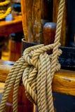 Equipamento do barco Imagem de Stock Royalty Free