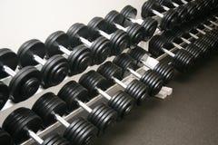 Equipamento do exercício Fotos de Stock