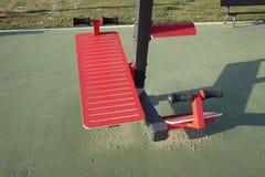 Equipamento do Gym Imagem de Stock