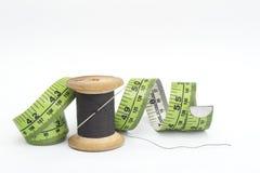 Equipamento do jogo de costura Imagens de Stock