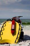 Equipamento do Lifeguard Imagens de Stock Royalty Free