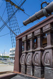 Equipamento do navio de navigação velho Foto de Stock Royalty Free
