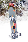 Equipamento do Snowboard fotos de stock
