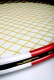 Equipamento do tênis Imagens de Stock