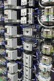 Equipamento elétrico. Imagens de Stock Royalty Free