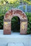 Equipamento em desuso da pedreira do cimento Imagem de Stock Royalty Free