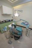 Equipamento em uma cirurgia do dentista Imagem de Stock Royalty Free
