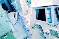 Equipamento especializado para as instituições médicas Fotos de Stock Royalty Free