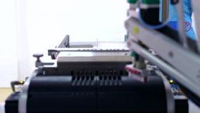 Equipamento farmacêutico Linha de empacotamento médica do tubo de ensaio na fábrica farmacêutica filme