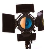 Equipamento leve video Imagem de Stock
