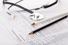 Equipamento médico. Foto de Stock Royalty Free