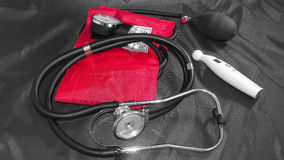 Equipamento médico - cuidados médicos Fotos de Stock