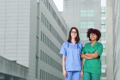 Equipamento médico e cuidados médicos Fotografia de Stock Royalty Free