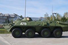 Equipamento militar Fotografia de Stock Royalty Free