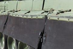 Equipamento militar velho Foto de Stock