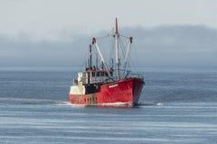 Equipamento oriental Michigan que termina a viagem acima de pesca fotos de stock
