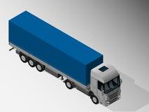 Equipamento para a entrega da carga Foto de Stock Royalty Free