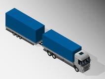 Equipamento para a entrega da carga Imagem de Stock Royalty Free