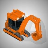 Equipamento para a indústria da alto-mineração Imagens de Stock Royalty Free
