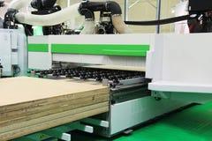 Equipamento para a indústria do woodworking imagem de stock royalty free