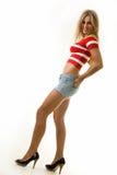 Equipamento 'sexy' do verão Imagem de Stock Royalty Free