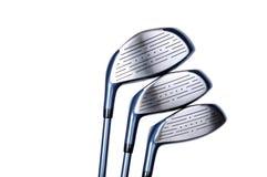 Equipamentos de golfe Imagem de Stock