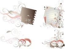 Equipamentos do casamento Imagens de Stock Royalty Free
