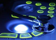 Equipamiento médico Foto de archivo libre de regalías