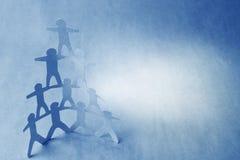 equipe Imagem de Stock