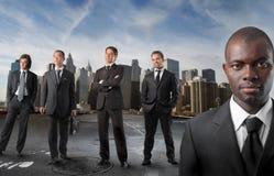 Equipe bem sucedida Foto de Stock Royalty Free