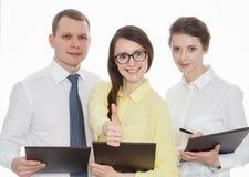 Equipe bem sucedida do negócio Imagem de Stock