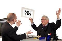Equipe bem sucedida feliz do negócio Fotografia de Stock