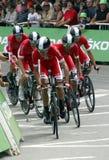 Equipe Cofidis Solutions Crédits Tour de France 2015 Stock Photography