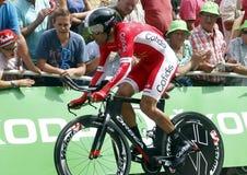Equipe Cofidis Solutions Crédits Tour de France 2015 Stock Photos