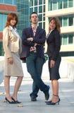 Equipe confiável das vendas Foto de Stock Royalty Free