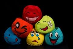 Equipe das emoções Imagem de Stock