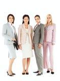 Equipe das mulheres de negócios Imagem de Stock