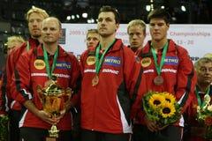 Equipe de Alemanha Fotos de Stock