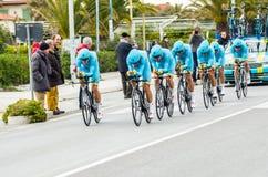 Equipe de competência de Astana Imagens de Stock