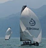 Equipe de Dubai do mar Fotografia de Stock