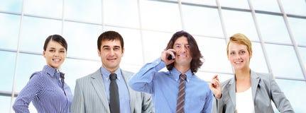 Equipe de funcionários do negócio imagem de stock royalty free