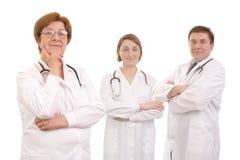 Equipe de funcionários médica Foto de Stock
