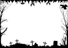 Equipe de Halloween. Imagem de Stock
