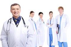 Equipe de médicos Imagens de Stock Royalty Free