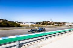 Equipe de Mercedes AMG Petronas F1, Lewis Hamilton, 2013 Imagens de Stock Royalty Free